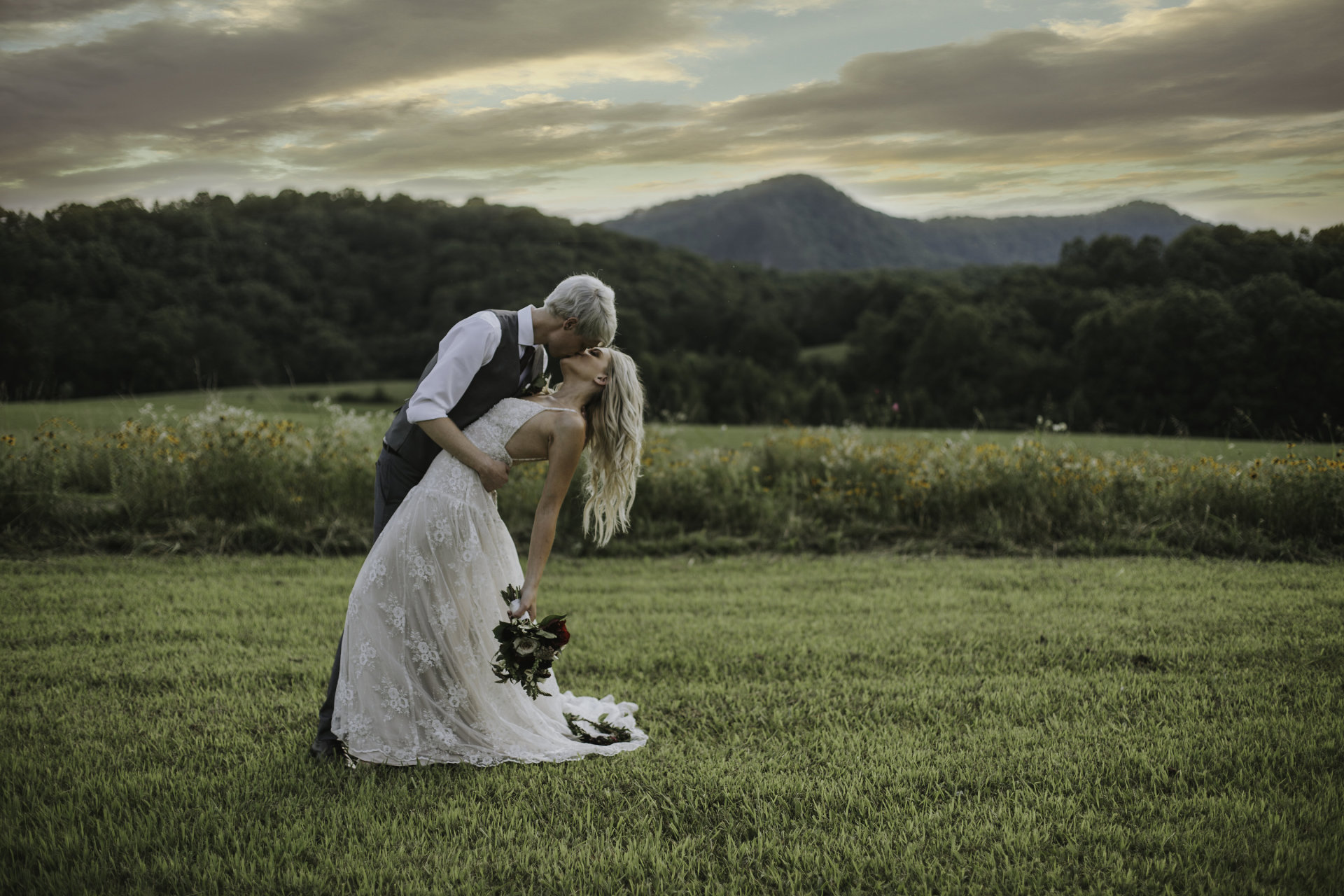 Breathtaking Elopement at Paint Rock Farm