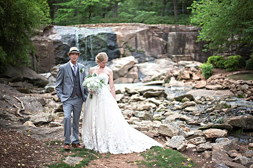 Elope at the Rock Quarry Garden